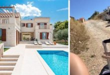 Friends rent for €6,200 via Booking non-existent villa in Croatia