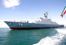 Message to US: Iranian navy starts practicing with China and Russia
