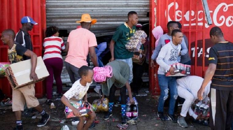 Unemployment fuels xenophobia in South Africa