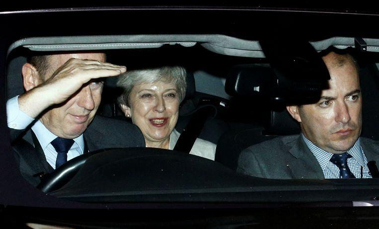 """""""A picture paints a thousand words"""": gloating at May?"""