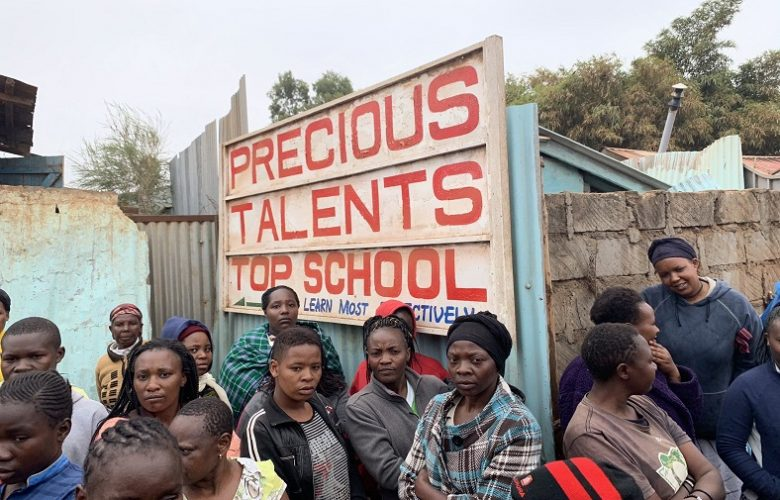 7 deaths after school building collapse in Kenya