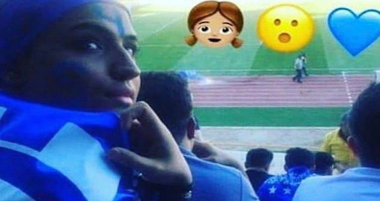 Photo of Iranian female football fan circumvent stadium ban sets fire to herself and dies