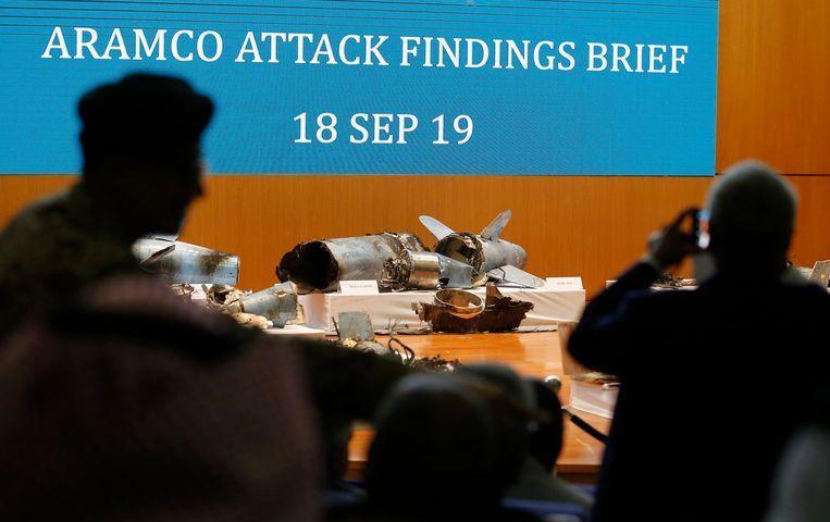 "Saudi Arabia shows ""evidence"": ""Iran is irrefutably behind attacks"""