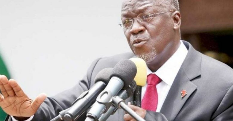 """Photo of Tanzania – Magufuli: """"You did an excellent job by beating them up"""""""