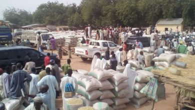 How the border closure in Nigeria affects rice prices