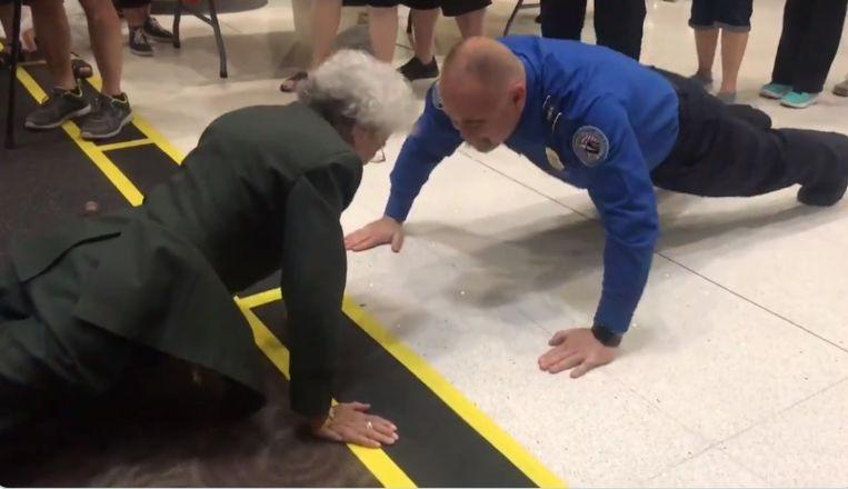 84-year-old war veteran amazes airport staff in betting on prints