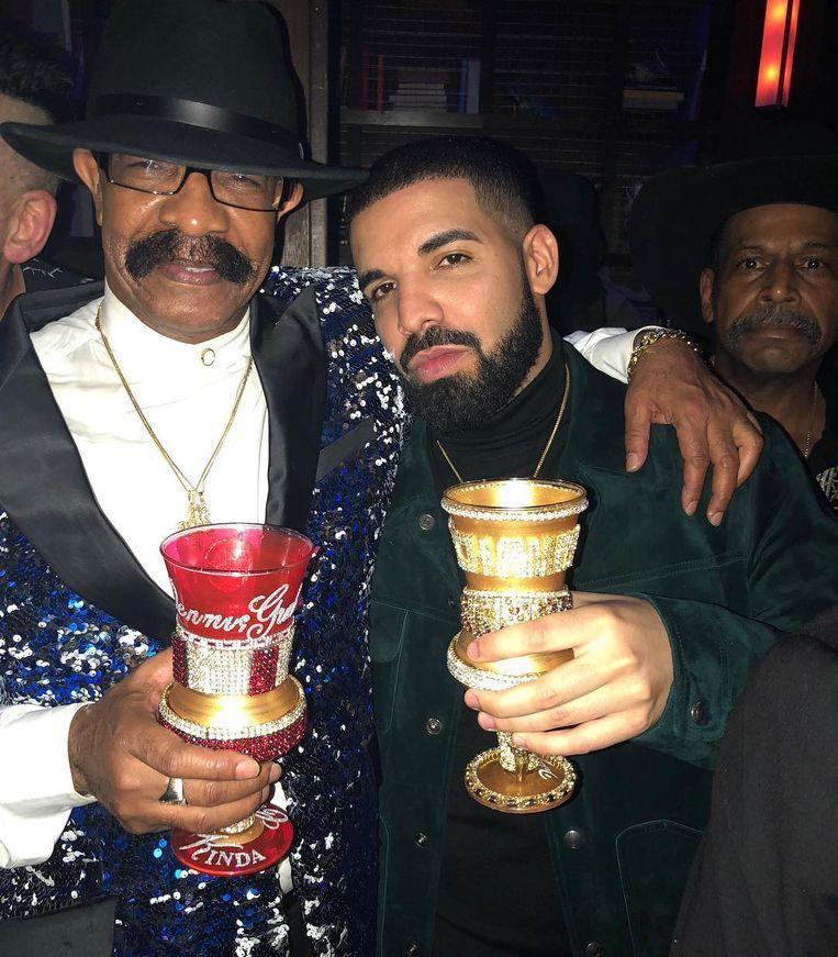 Is Drake lying about the bad relationship with his father?