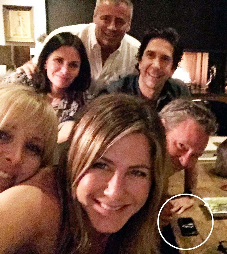Followers discover new detail on Jennifer Aniston's Instagram 'friend' photo
