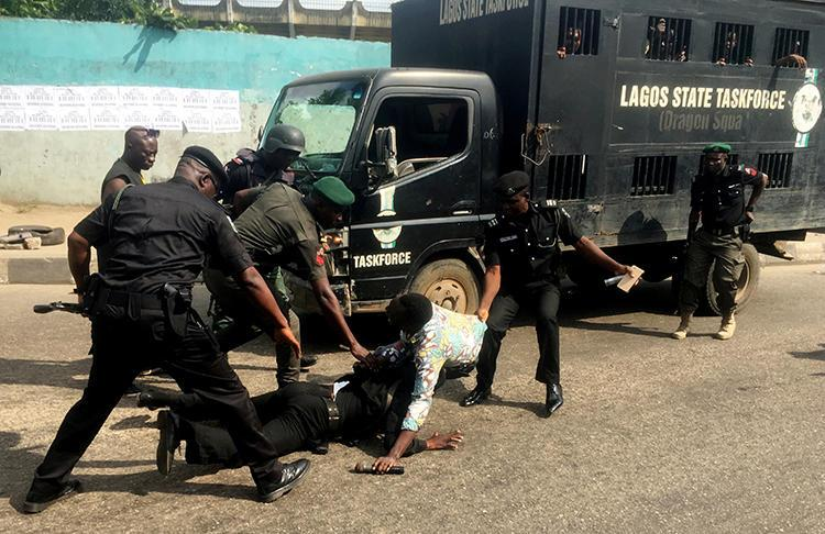 Amnesty condemns abuses against journalists in Nigeria