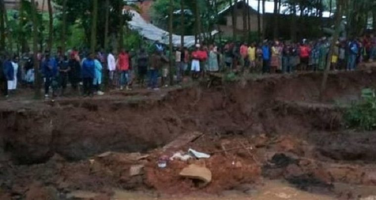 Photo of Land fall in Cameroon: at least 14 dead and 140 missing