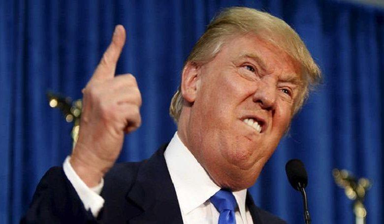 """Trump calls """"Democrats"""" who unite against him """"clowns"""""""