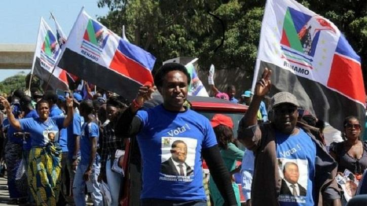 The opposition rejects the results in Mozambique