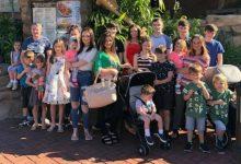Sue Radford! The most fertile family in Great Britain