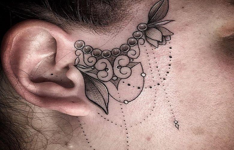 Trendspotting: tattoos on your face