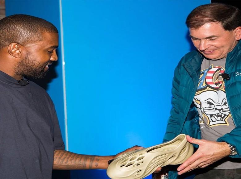 Kanye West is going to make algae sneakers