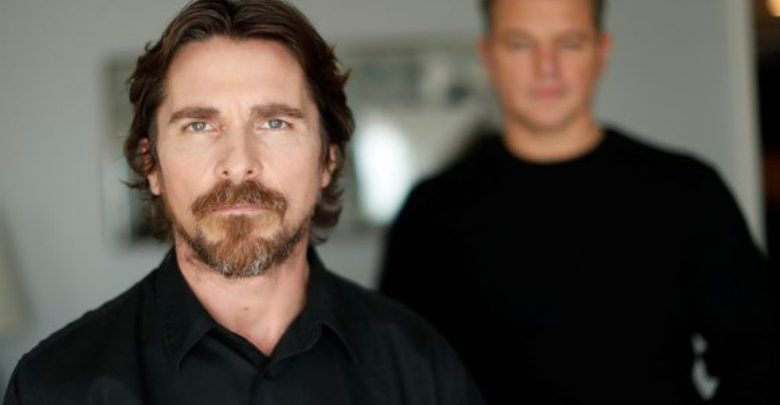 Photo of Stars are only people: Christian Bale has been driving the same truck for 17 years