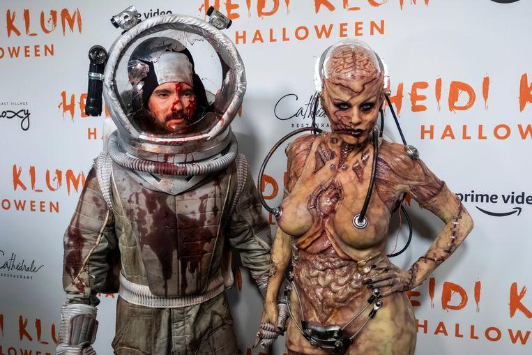 Previous Halloween costumes of Heidi Klum [Photos]