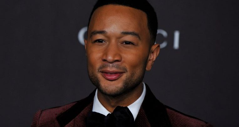 Photo of Singer John Legend voted the sexiest man of 2019