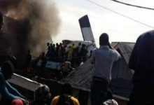 Photo of Twenty-four dead in a plane crash in DRC