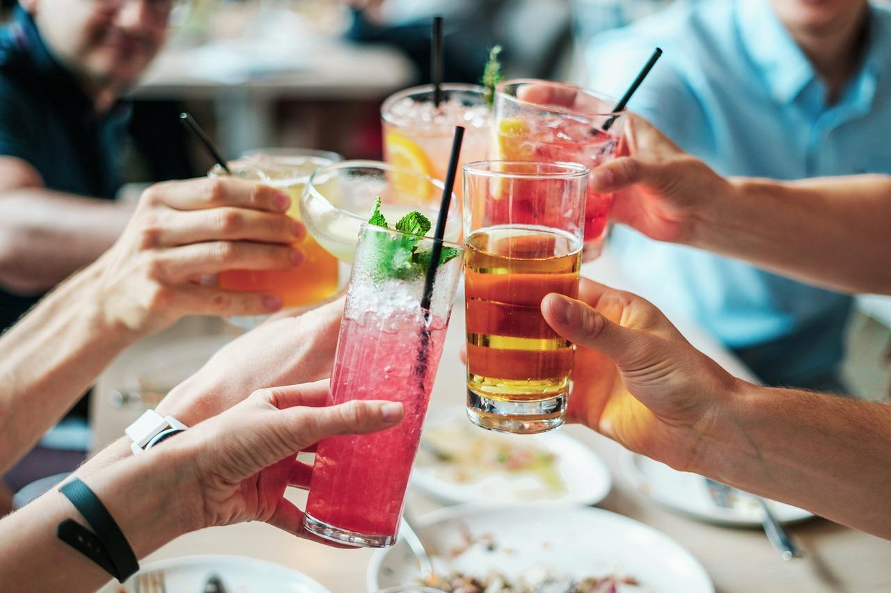 Alcohol addiction can already be predicted from the first glass of alcohol you drink