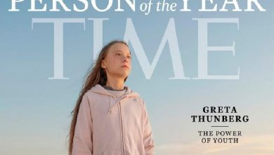 "Photo of ""Chill, Greta"": Trump criticizes Thunberg as the person of the year"